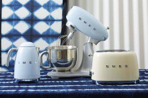 Smeg Retro Stand Mixer for Bakers Dubai