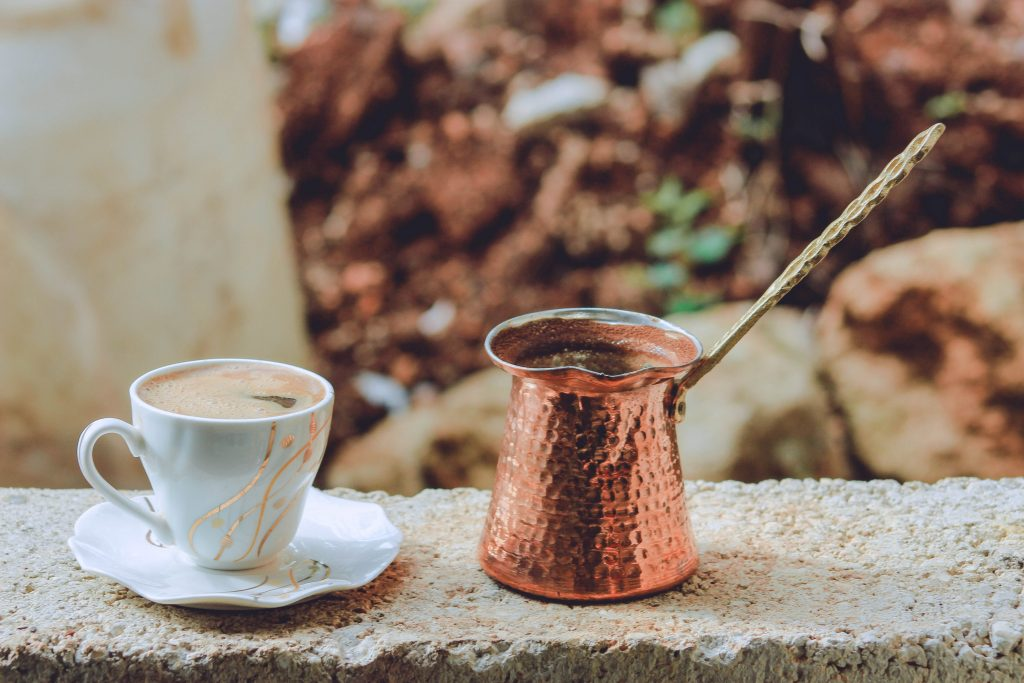 Brew Turkish Coffee At Home