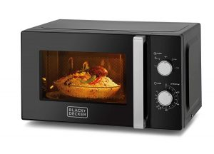 Black + Decker Microwave Oven