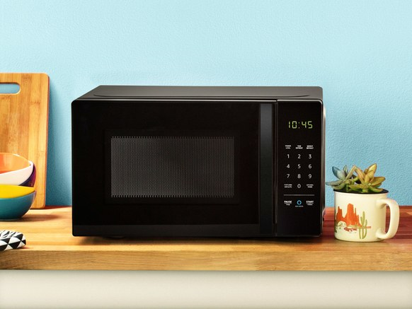 Microwaving Food Is Safe and Healthy