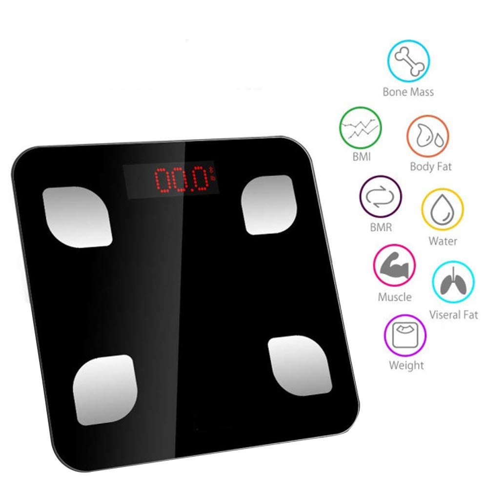 Smart scale, 10 body measurements
