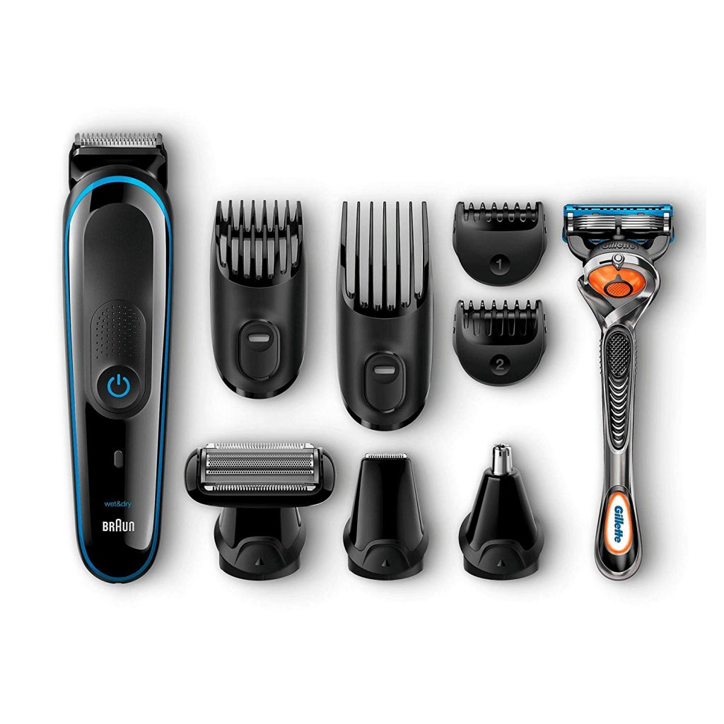 Braun all in one trimmer in UAE