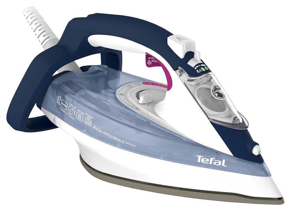 Tefal Steam Iron Aquaspeed Precision FV5546M0 Review
