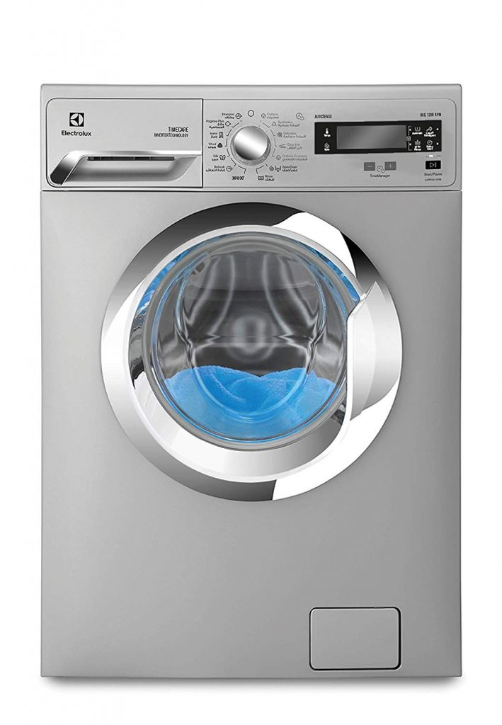 electrolux 8kg washing machine