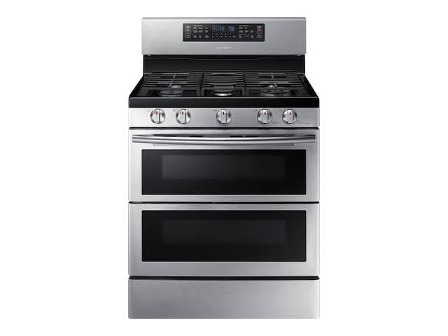 Freestanding cooking range