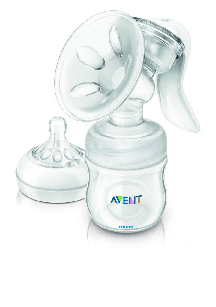 best manual breast pump UAE