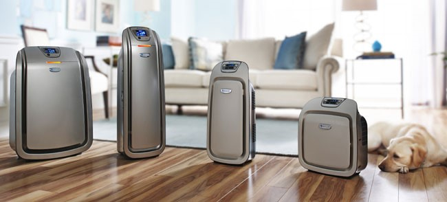 types of air purifier in Dubai