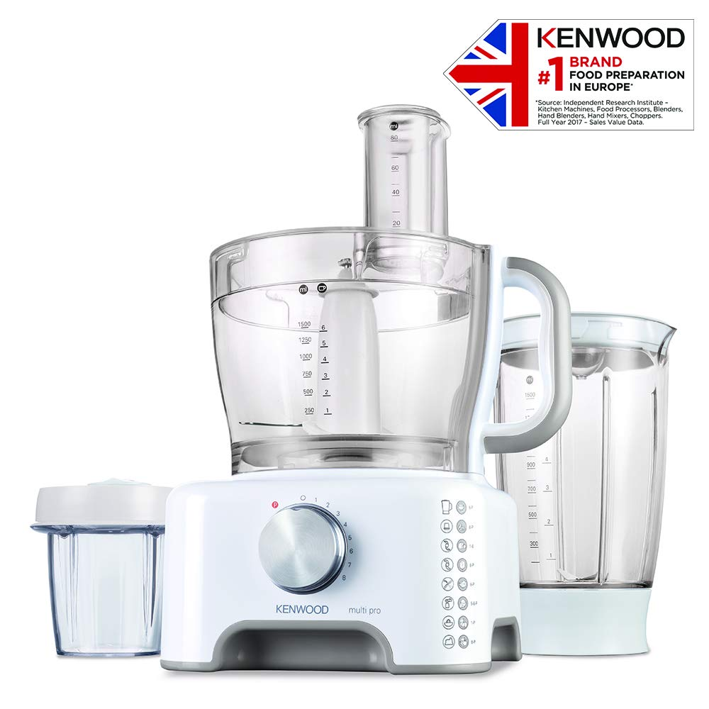 Kenwood Multi Pro Food Processor review UAE