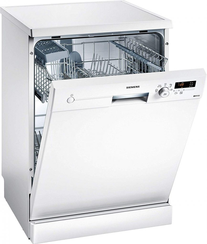 Siemens iQ100 freestanding dishwasher