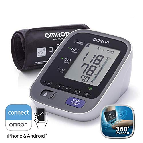 Omron M7 blood pressure machine reviews