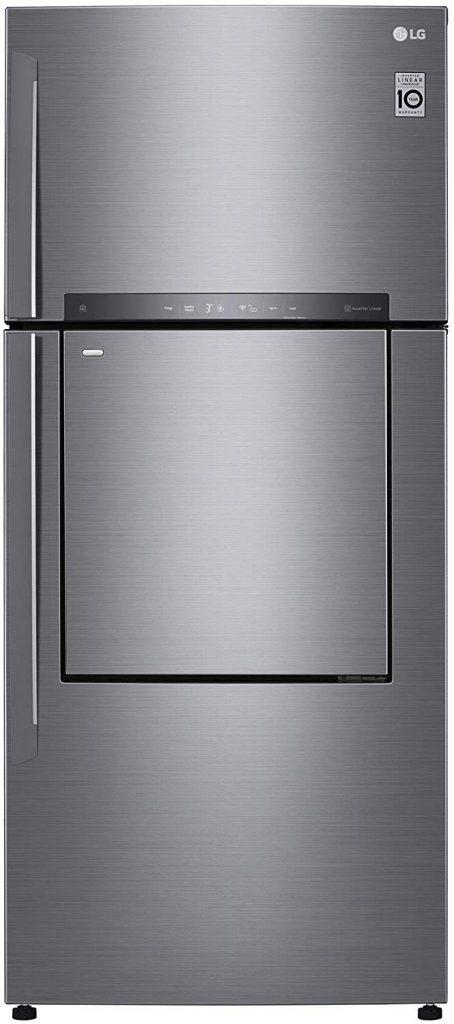 LG refrigerator review UAE