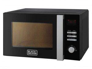 Black + Decker Microwave Oven