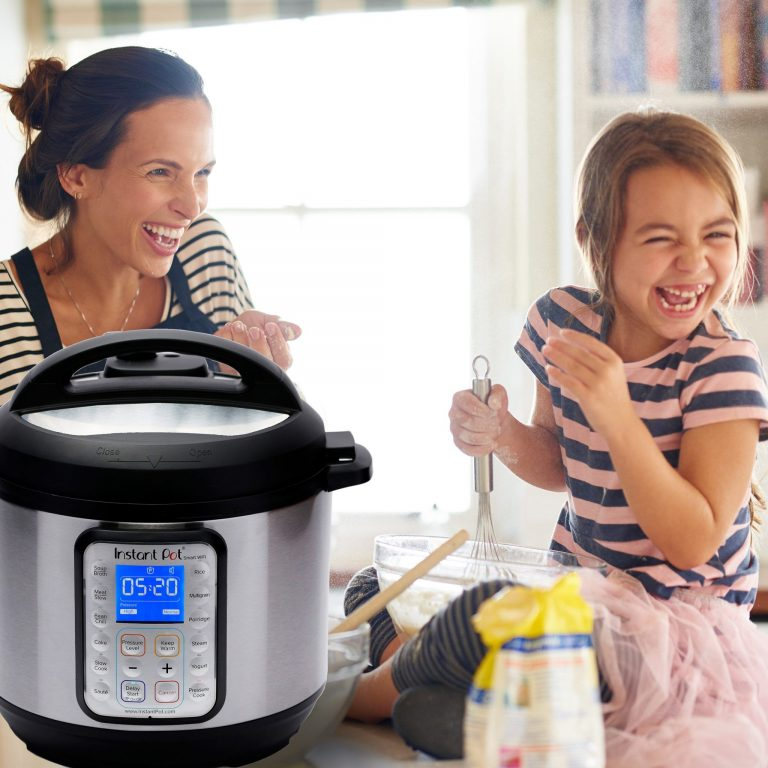 Electric Pressure Cooker for a faster and easier way of cooking