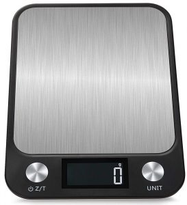 HB Touch Button Digital Scale in UAE