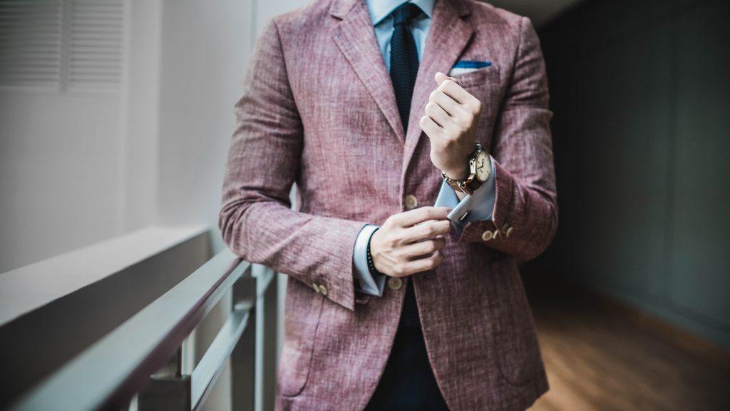Steamed Bespoke Suit