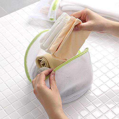mesh bag prevent washing machine from damaging clothes