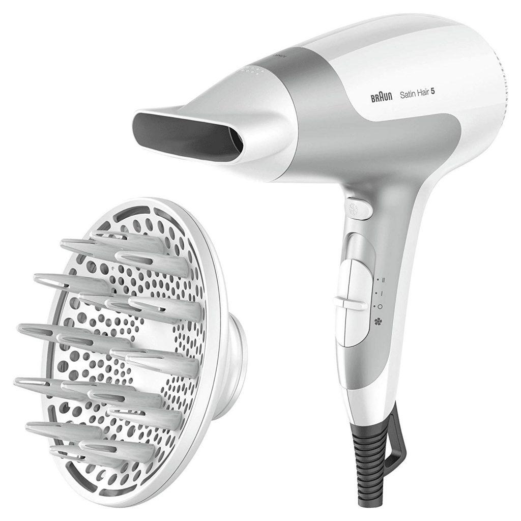 Braun Satin Hair Dryer - Best Hair Dryer in UAE