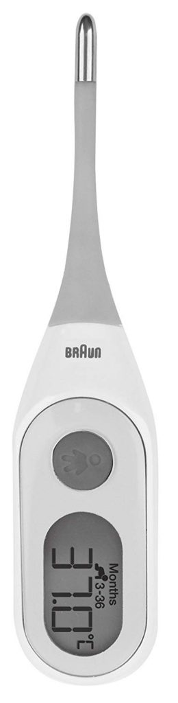 Braun Digital Stick Thermometer in UAE