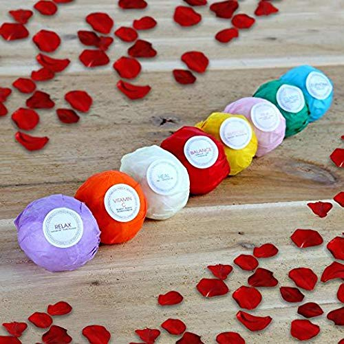 Hanza Bath Bombs rakhi gift ideas in 2019