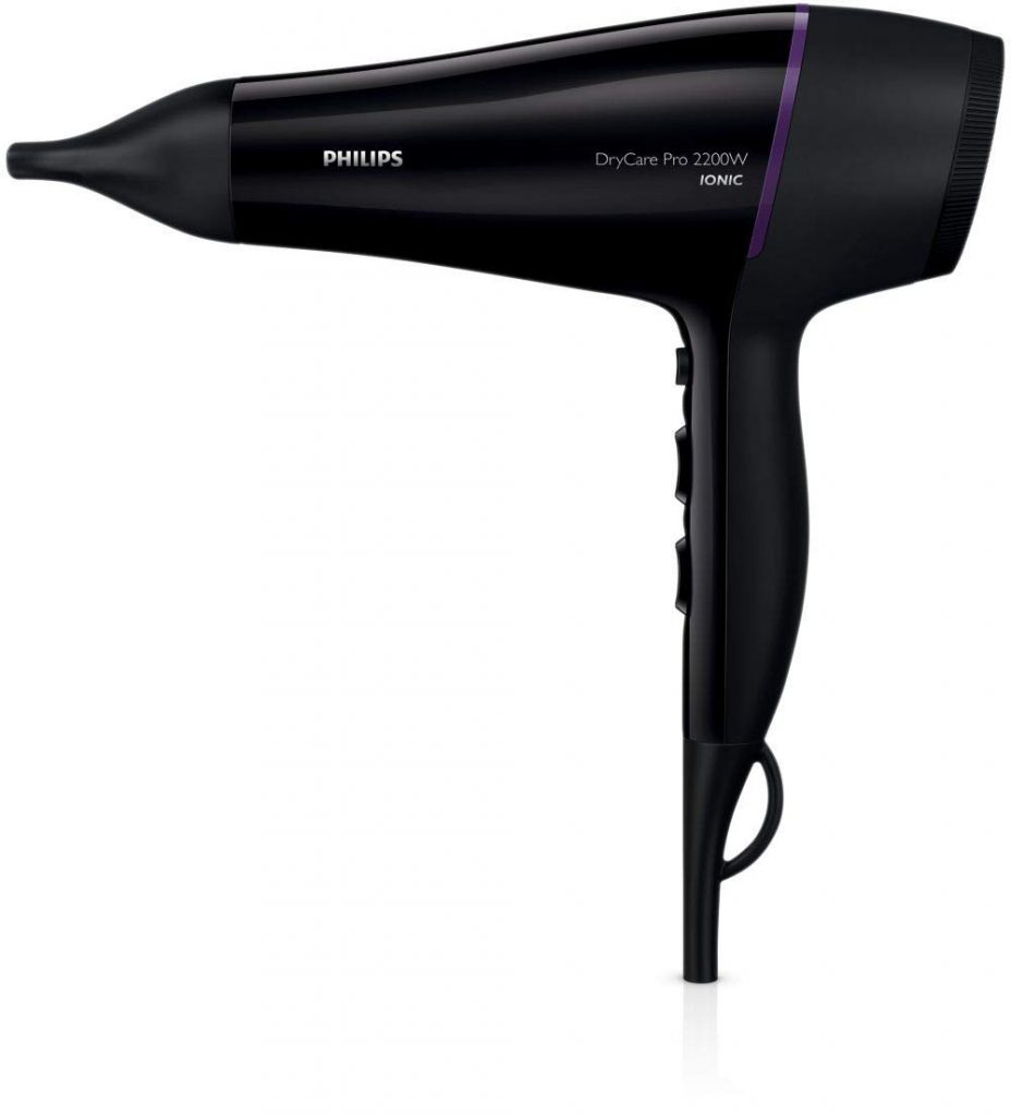 Philips DryCare Pro Hair Dryer with advanced technologies