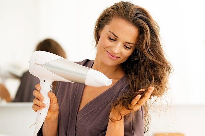 Hair Dryer Lifestyle image