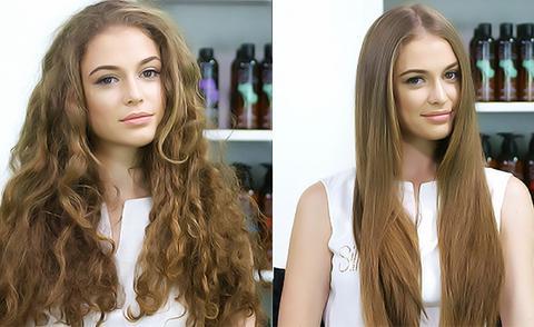 best hair straightener in UAE