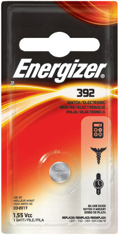 Energizer Digital Thermometer Battery