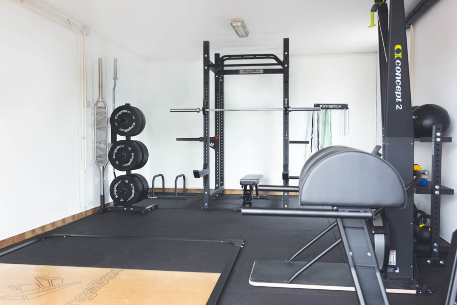 Home Gym in UAE