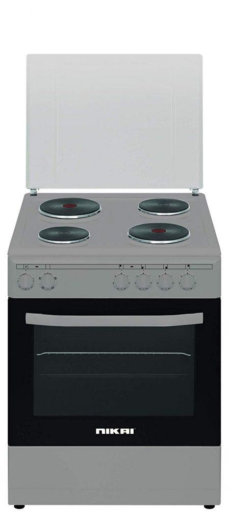 Nikai Electric Cooking Range with 4 plates in UAE