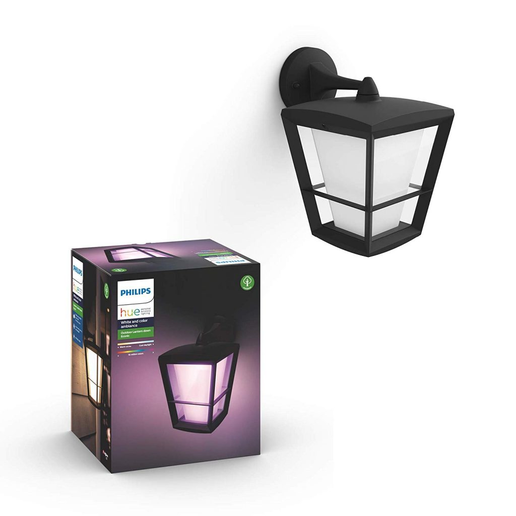 Philips Hue Wall Lantern
