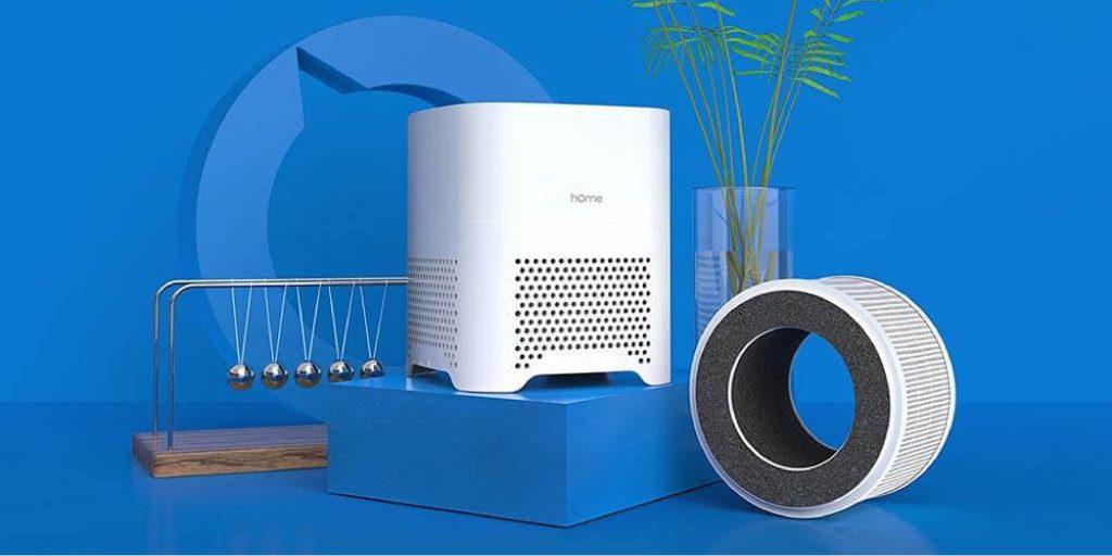 Ionic Air Purifier best air purifiers in UAE