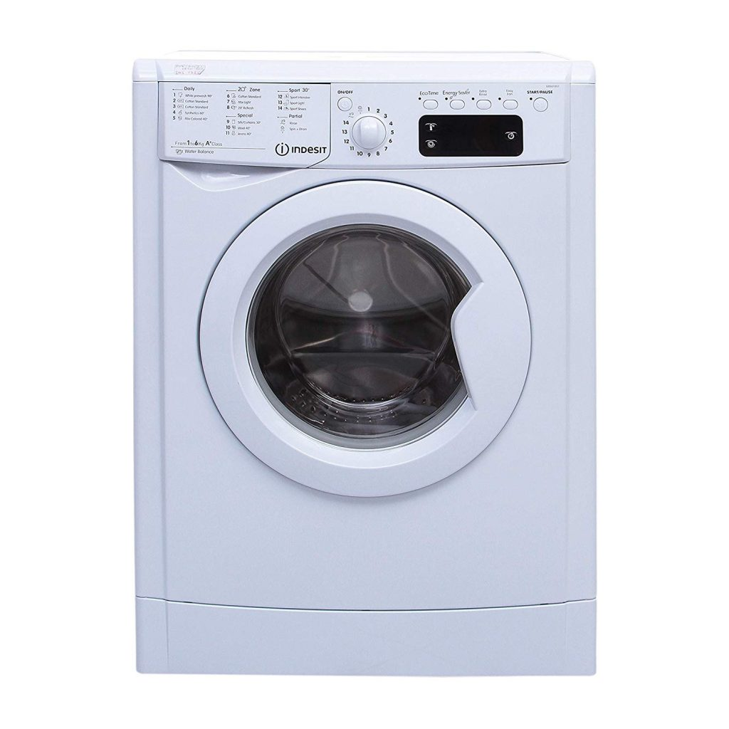 Indesit 7 Kg Front Load automatic washing machine