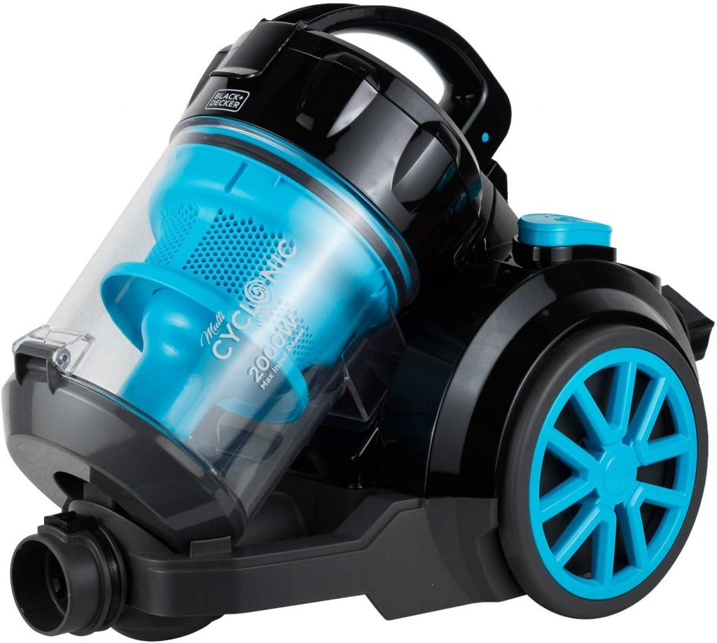 best vacuum cleaner in UAE- canister vacuum cleaner