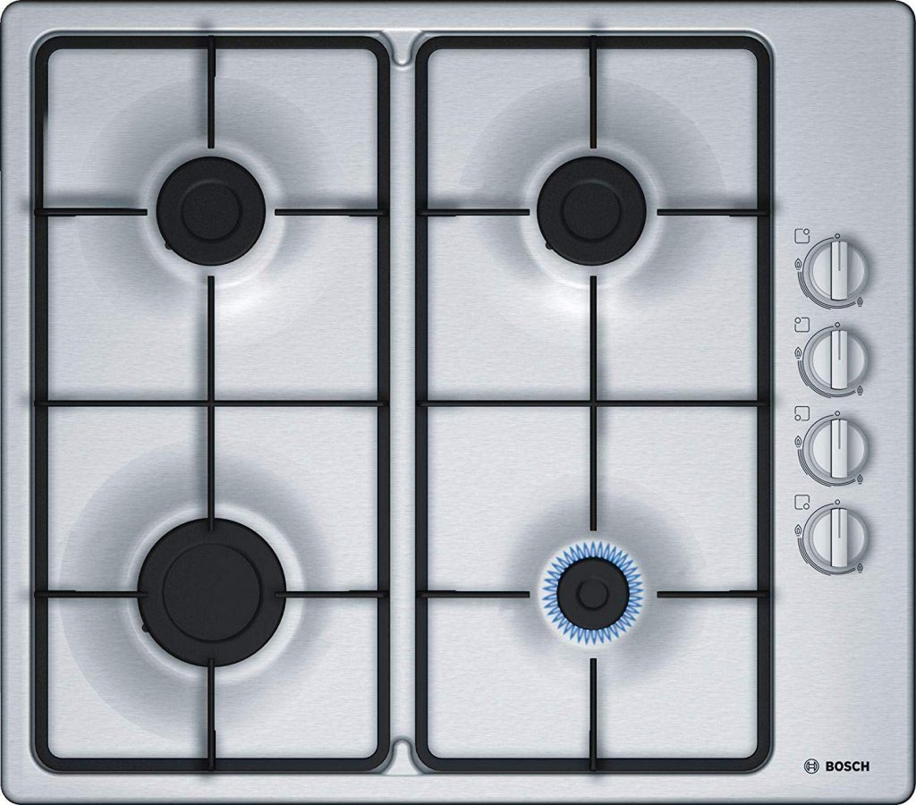 Bosch 4 burners 60cm gas hob