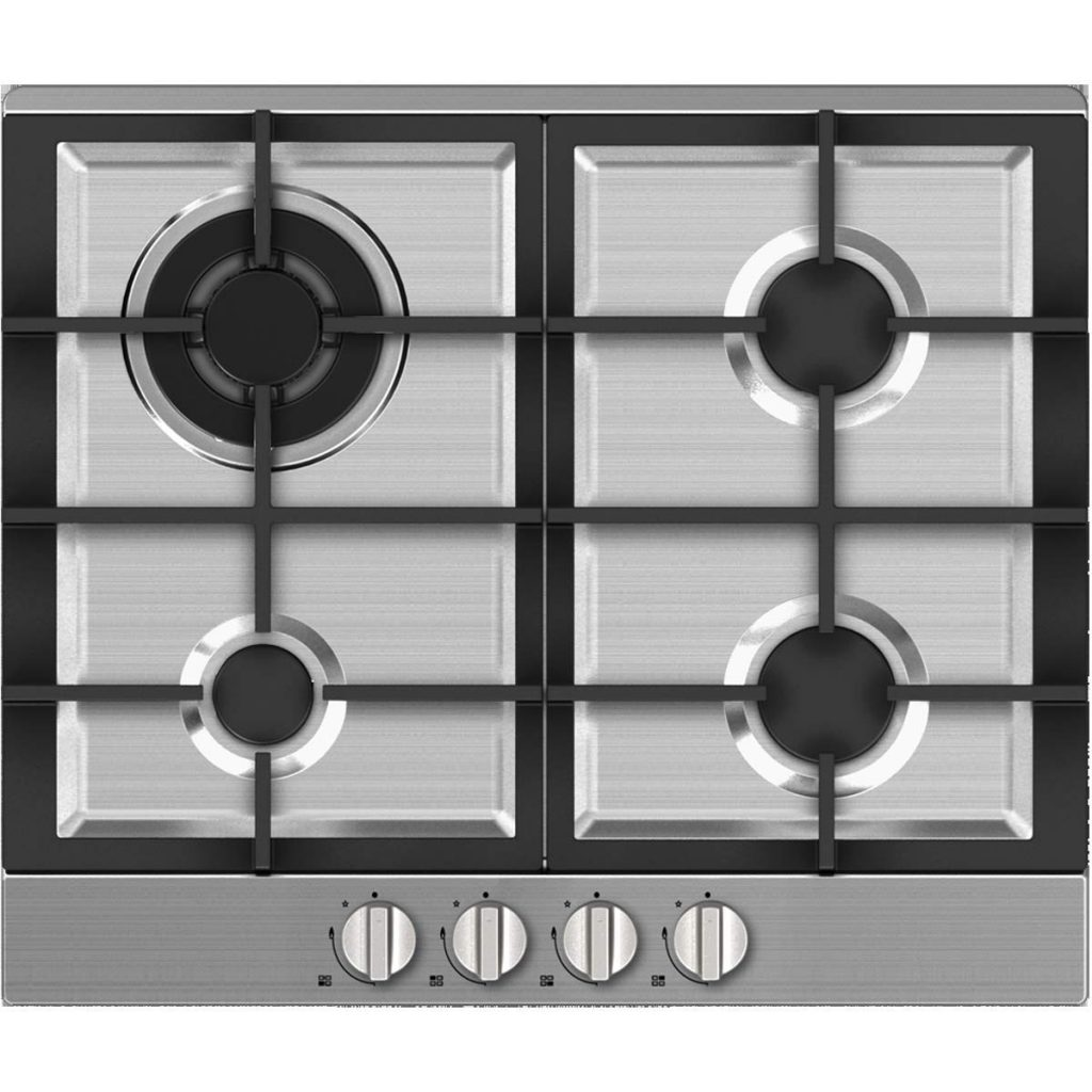 Midea 4 Burner Gas Stove