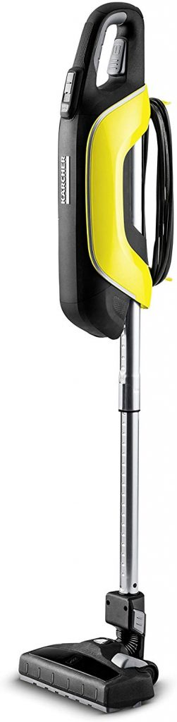 Karcher vacuum cleaner review for UAE the VC5 standing
