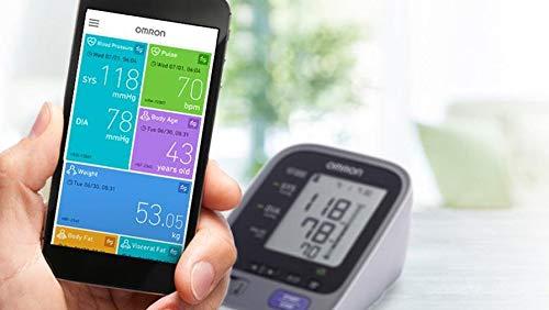 Omron M7 blood pressure machine UAE