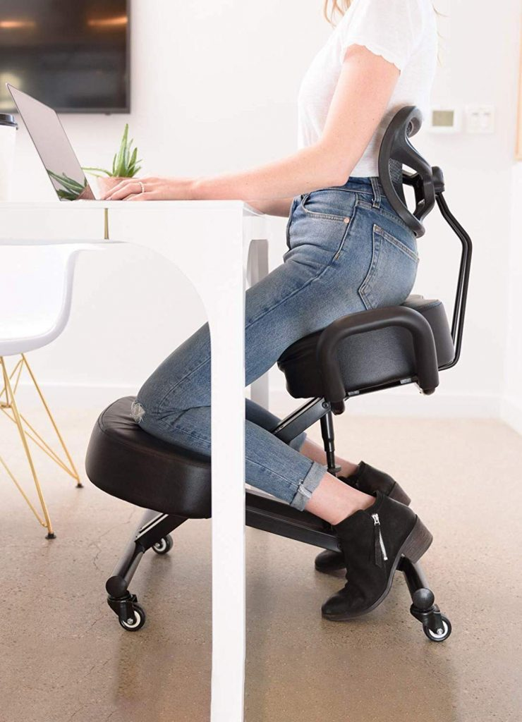 Sleekform Tokyo Ergonomic Kneeling Chair