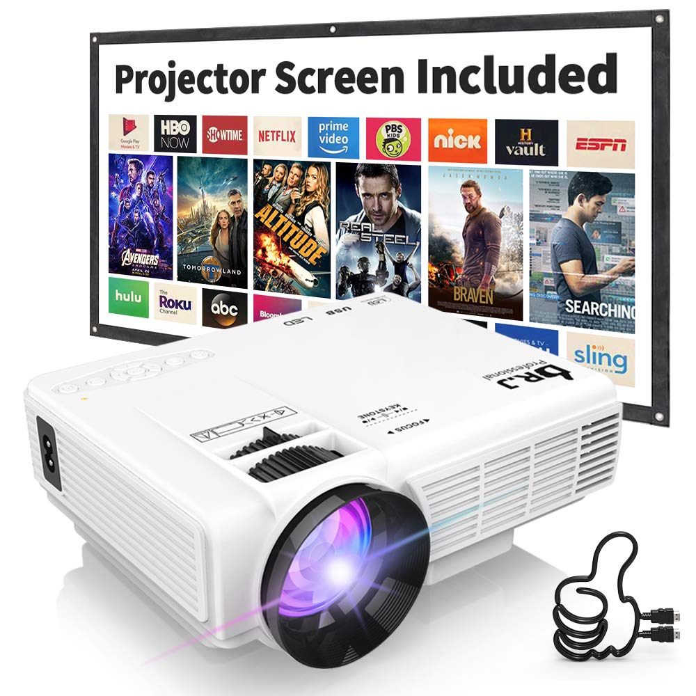 DR. J Professional- Best Mini Projector in UAE