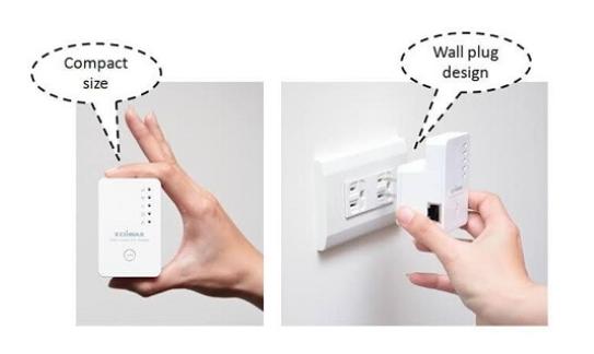 Plug in - Types of WiFi Range Extender