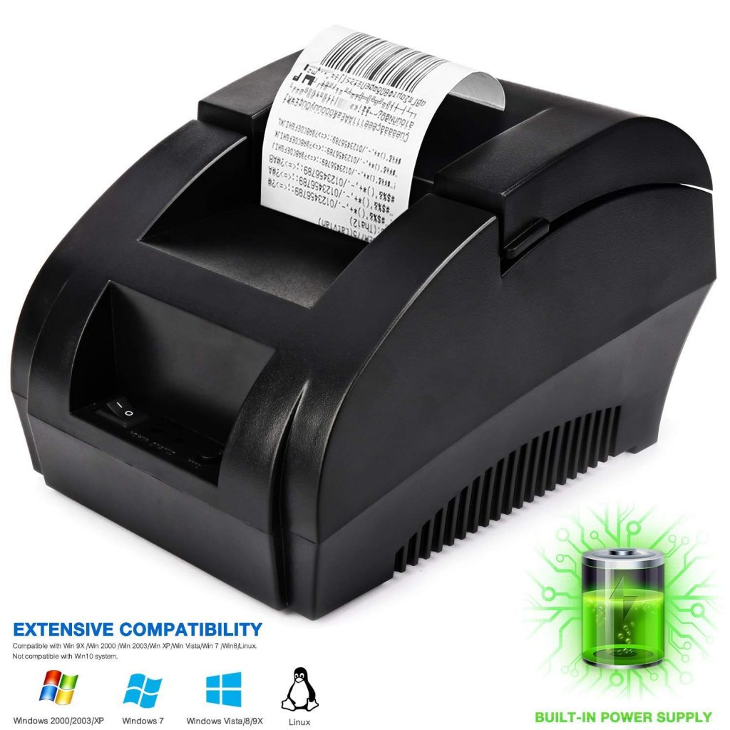 TEROW thermal receipt printer