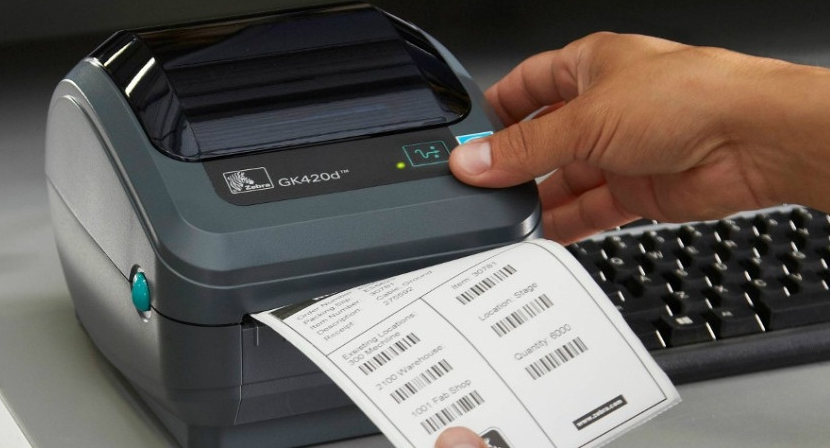 Best Thermal Barcode Label Printer UAE