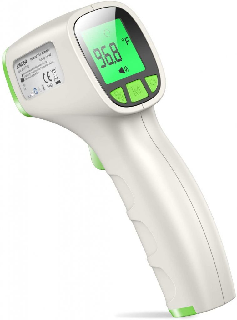Best Non-Contact Forehead Thermometer UAE