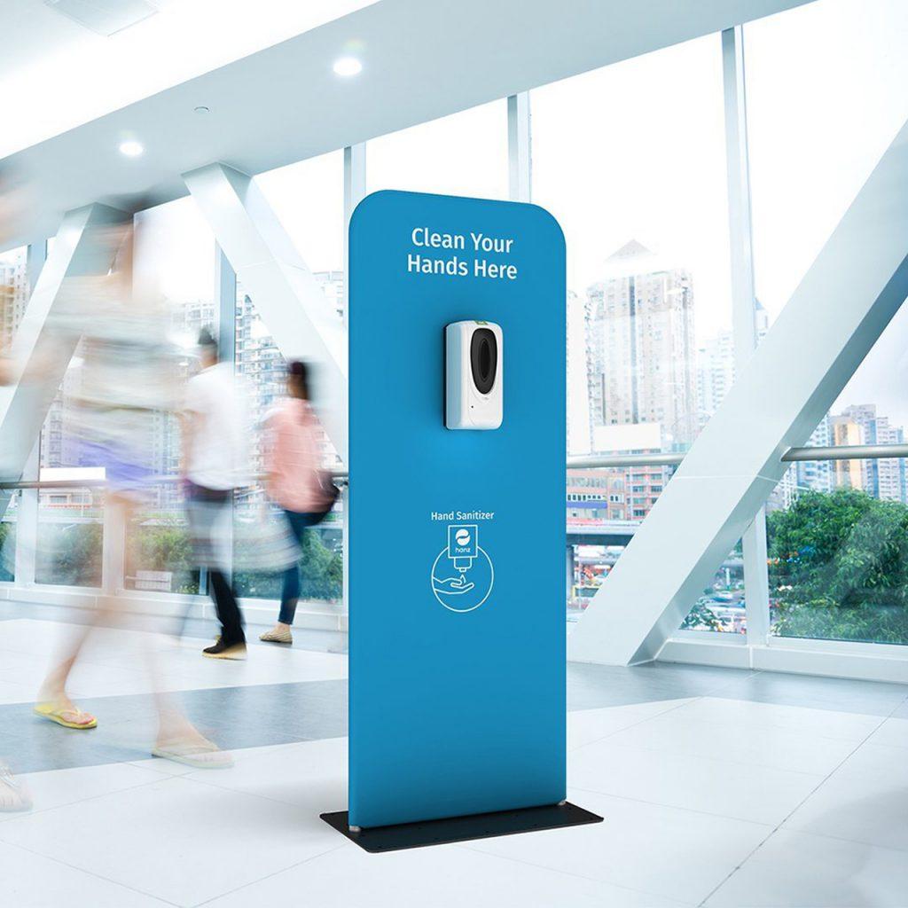 Automatic Hand Sanitizer Dispenser UAE