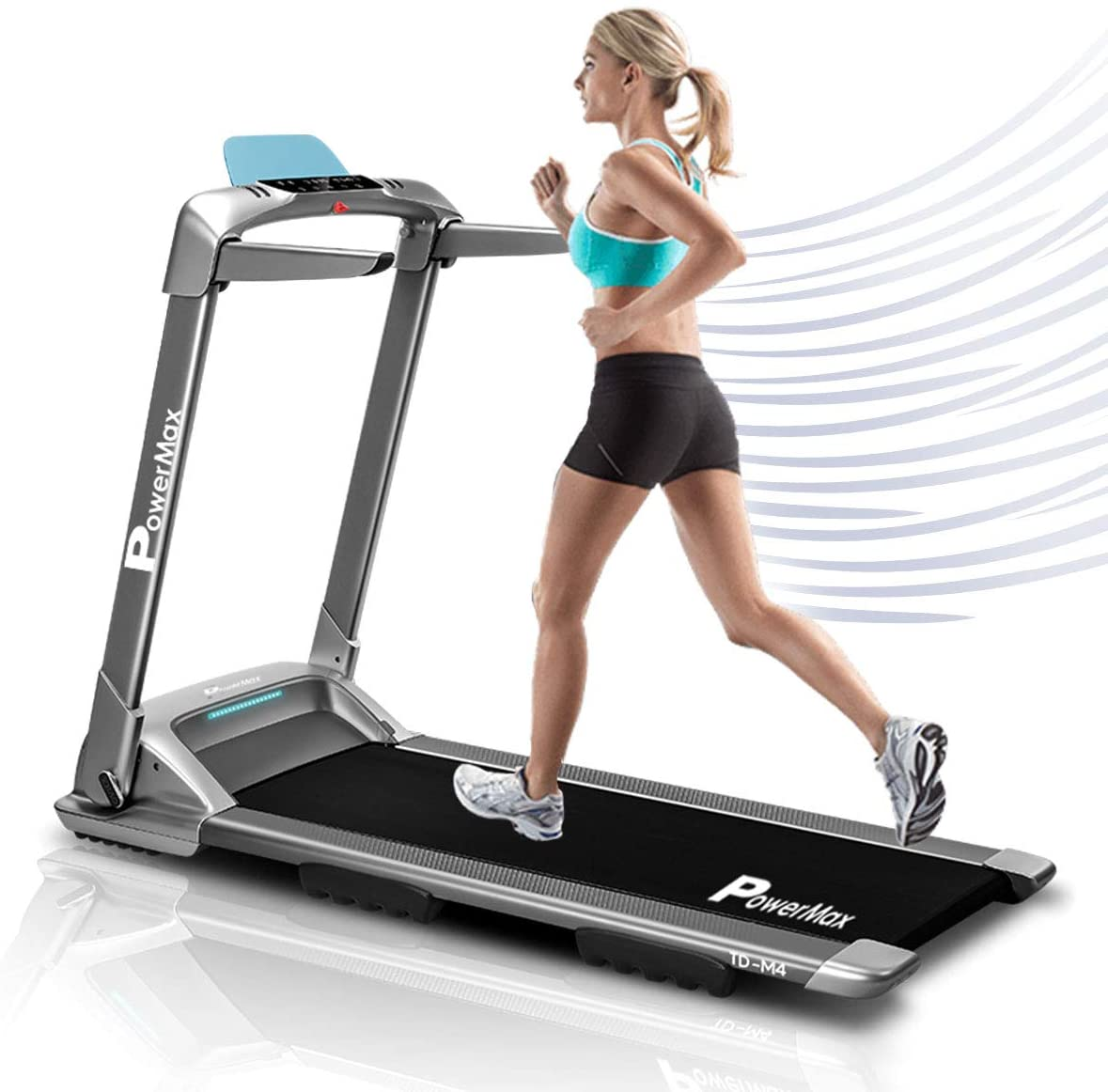 Powermax Home Treadmill