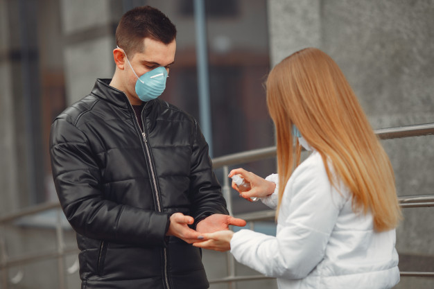 Hand Sanitizer in UAE