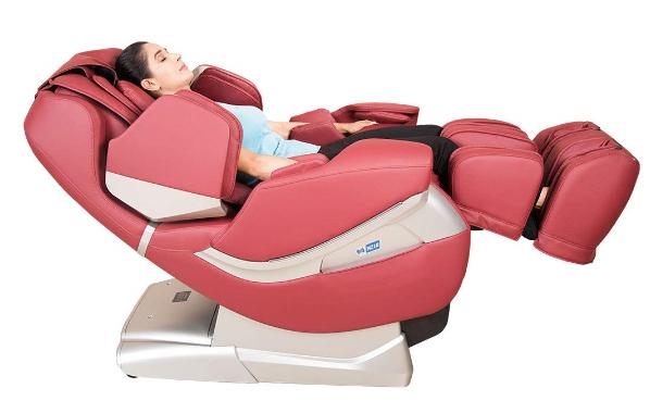 Zero Gravity feature in Massage Chair
