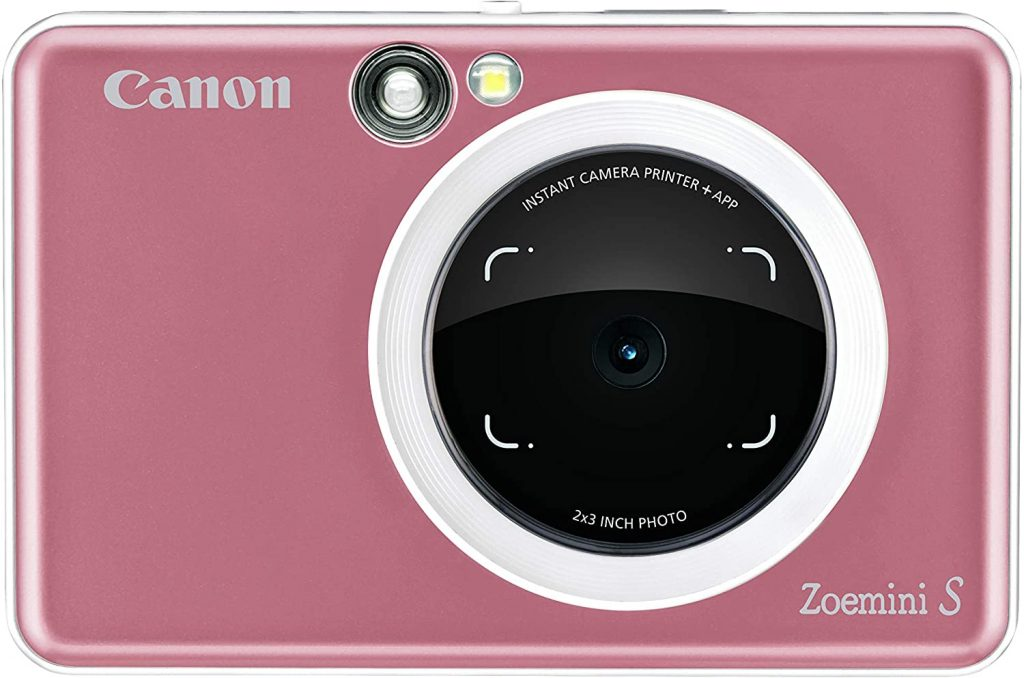 Canon Zoemini S Instant Camera