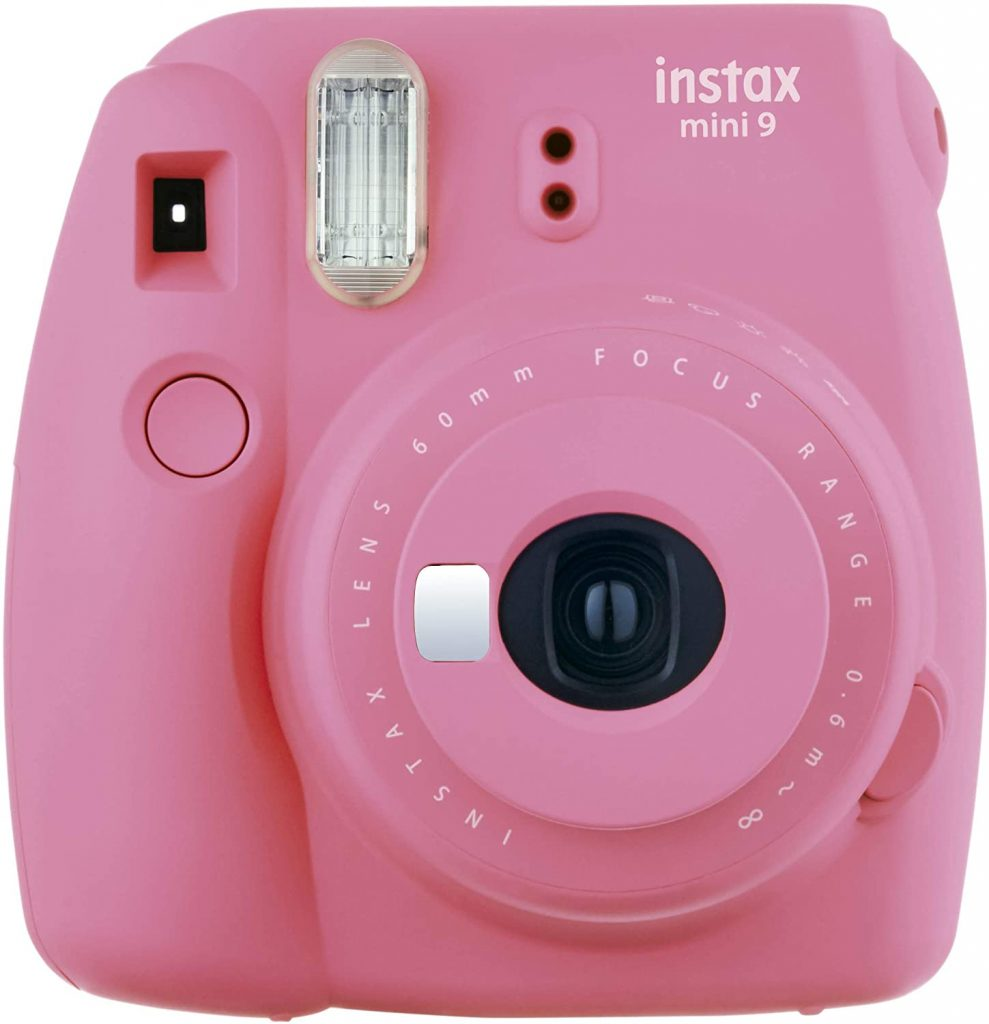 Fujifilm Instax Mini 9 Instant Film Camera - Best Instant Polaroid Camera in UAE