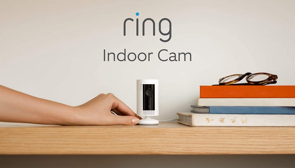 Ring Indoor Camera - Compact HD Security Camera